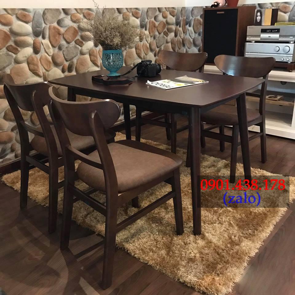 Setup Bàn ghế nhà hàng trọn gói